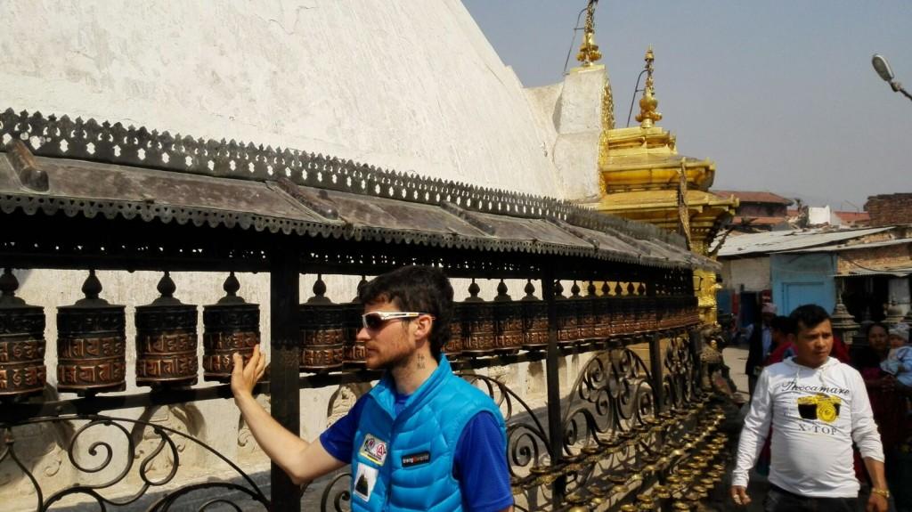 25 abril   Turismo en Katmandú