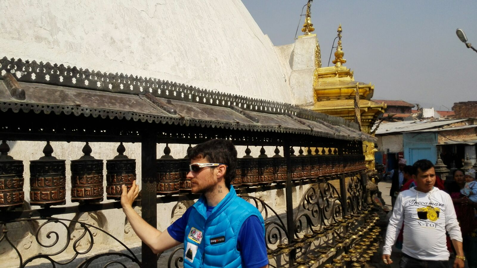 25 abril | Turismo en Katmandú
