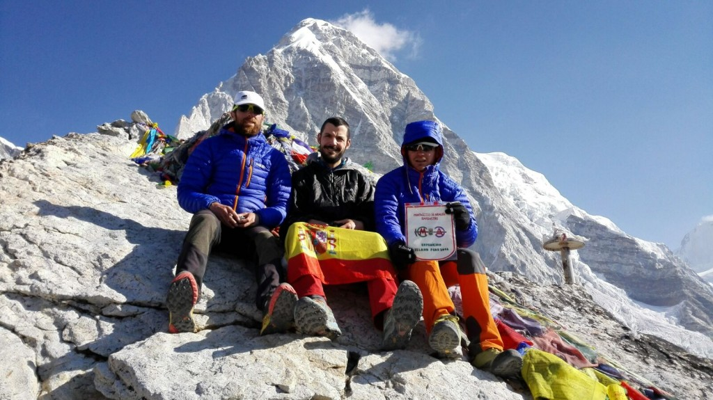 15 y 16 abril | Campo Base Everest y cima del Kala Patthar