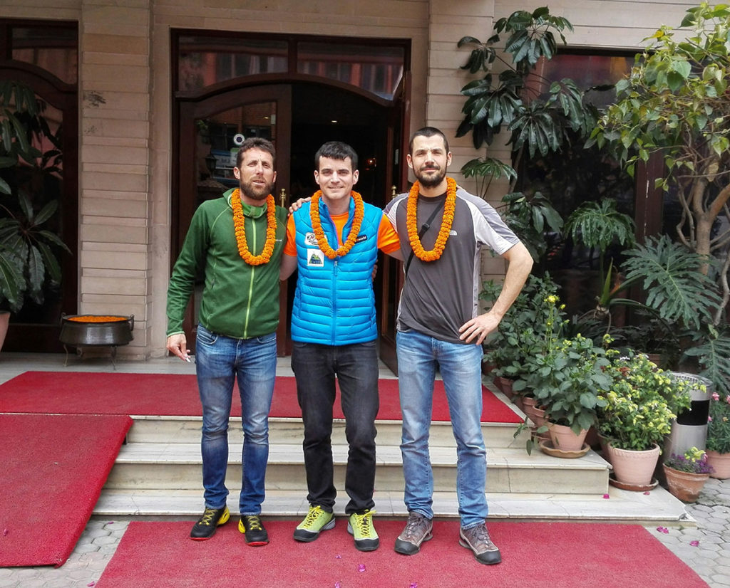 6 Abril | Llegada a Katmandú