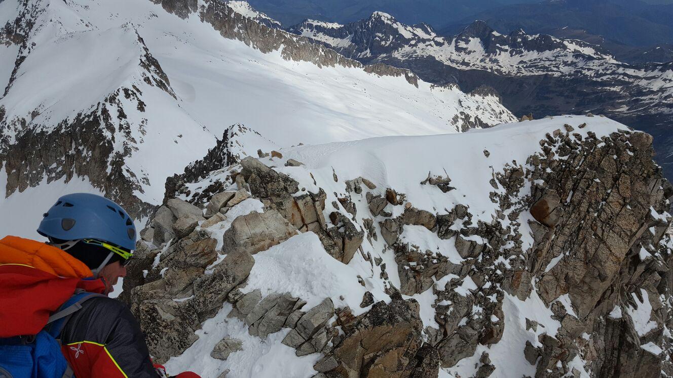 Ascensión pico Aneto 3404 m. Corredor Estasen (24-5-16)