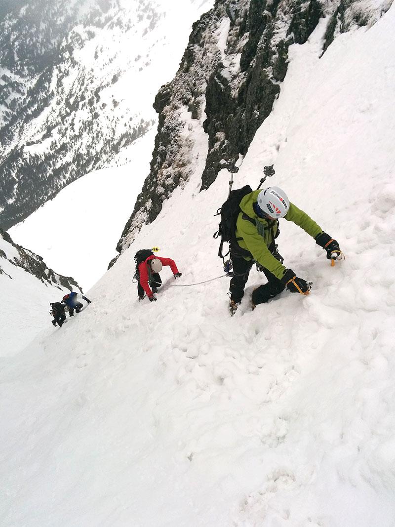 Jairo Lanau alpinismo