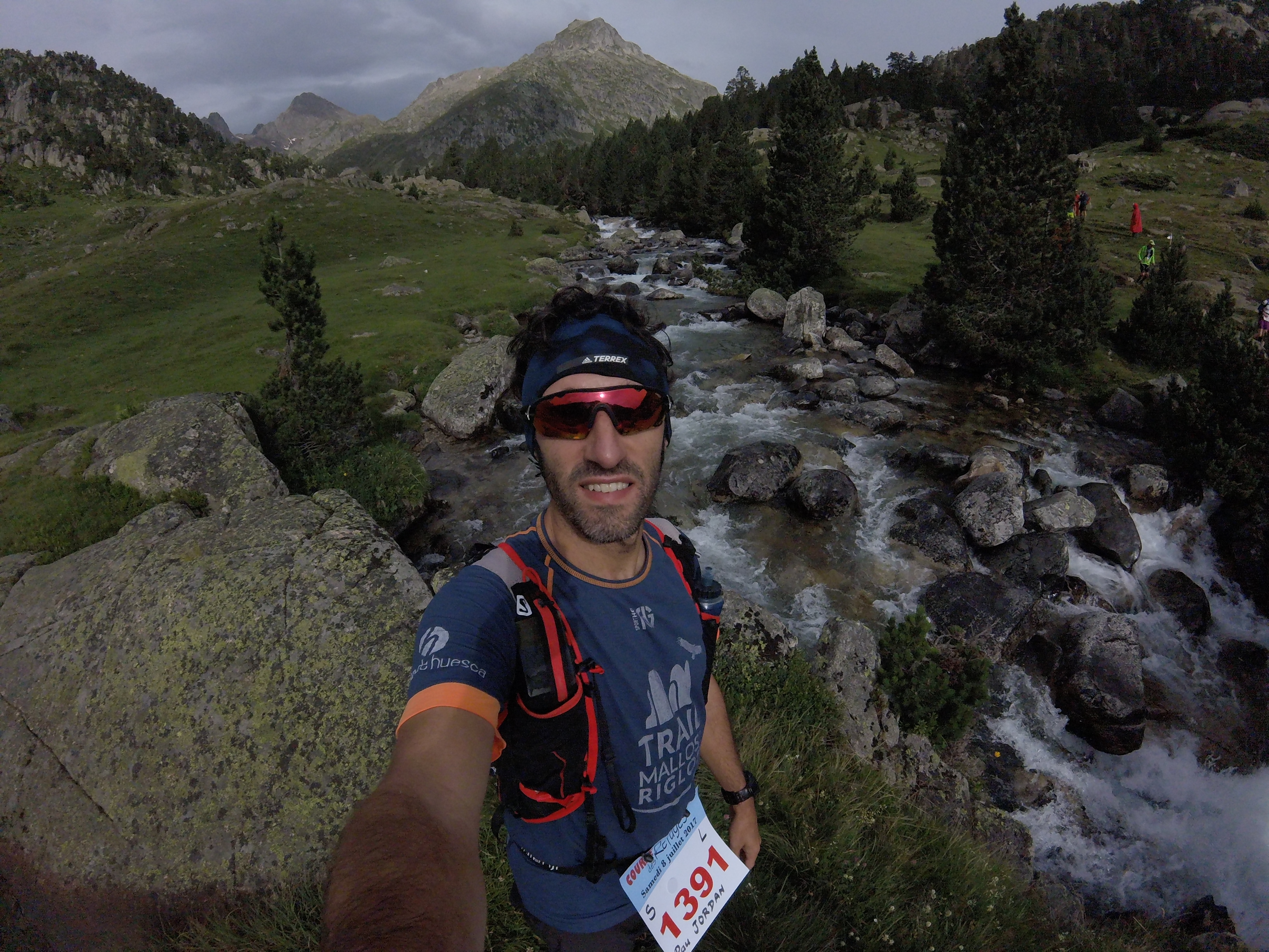 TRAIL COURSE DES REFUGES, Cauterets, Francia. (53km. y 3457 m. desnivel +)
