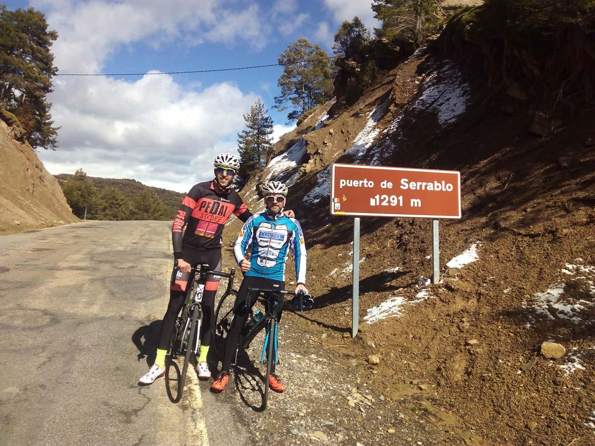 "RUTA en bici de carretera ""Biello Sobrarbe"" (incluída en las rutas de B-Guara)"