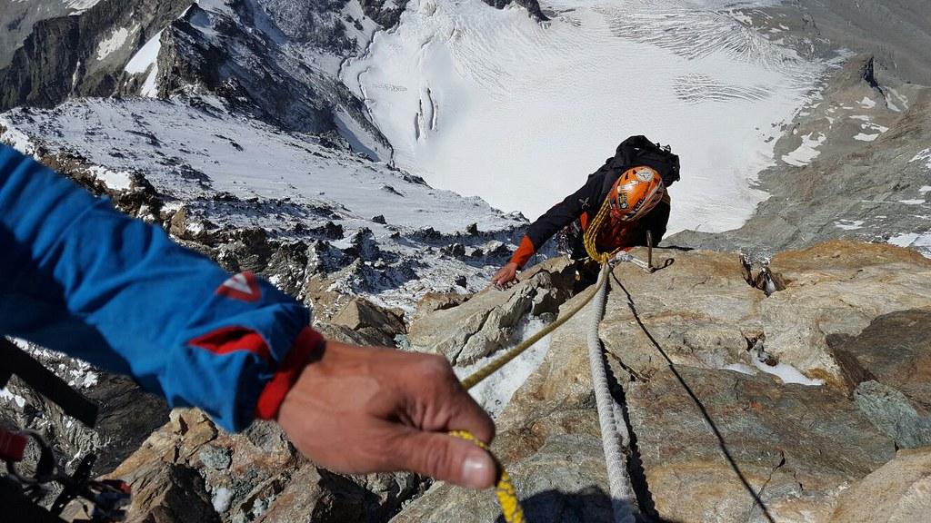 Relato de la ascensión al Cervino -Matterhorn (4.478 mts.) por la arista Lion